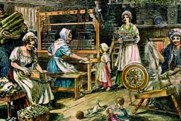 Lịch sử của nghành in ấn