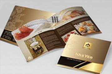 Dịch vụ in Catalogue uy tín tại Hà Nội