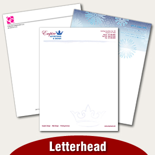 letter head 3