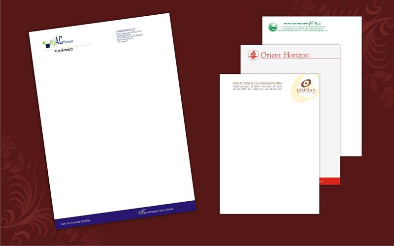 Xưởng in giấy tiêu đề giá rẻ tại tphcm