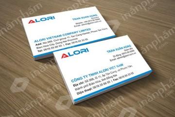 In card visit nhanh, giá rẻ tại Cầu Giấy – Hà Nội