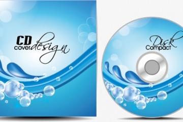 THIẾT KẾ BÌA ĐĨA CD