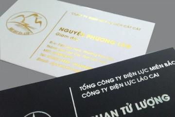 Công ty in card visit giá rẻ tại Hà Nội