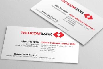 Top 5 công ty làm card visit uy tín nhất Hà Nội